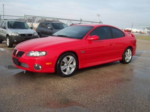 2004 Pontiac GTO for sale in Fond Du  Lac, WI