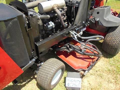 2008 Toro 4500D GROUNDSMASTER