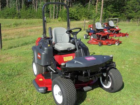 2011 Toro Groundsmaster 360 Quad-Steer