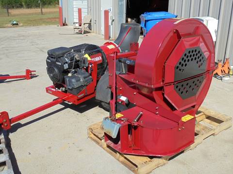2009 Toro 600 Debris blower 3 pt hitch