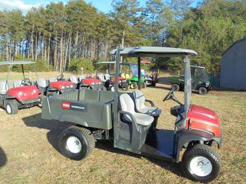 2012 Toro MDX-D for sale in Hickory, NC