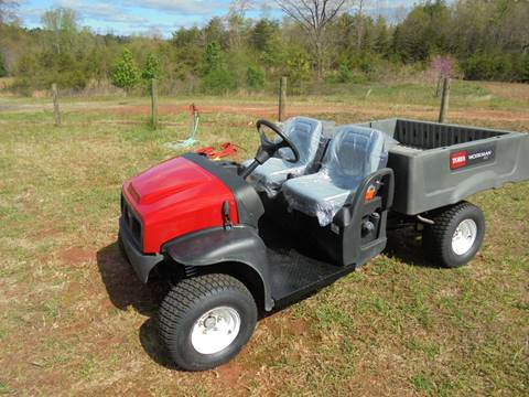 2014 Toro WORKMAN MD for sale in Hickory, NC
