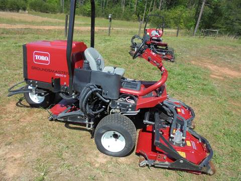 2005 Toro 3500 GROUNDSMASTER MOWER for sale in Hickory, NC