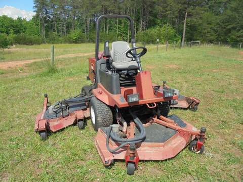2008 Toro 4000 GROUNDSMASTER for sale in Hickory, NC