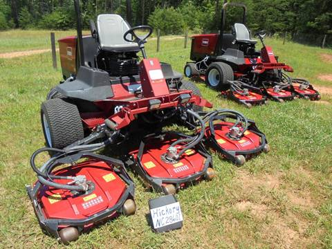 2008 Toro 4500 Groundsmaster for sale in Hickory, NC