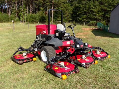 2013 Toro 4500 GROUNDSMASTER for sale in Hickory, NC