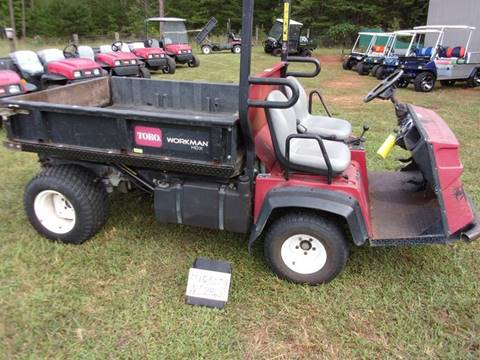 2000 Toro Workman 3200 for sale in Hickory, NC