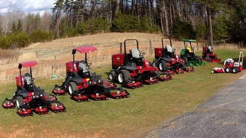 2012 Toro 4700 GROUNDSMASTER for sale in Hickory, NC