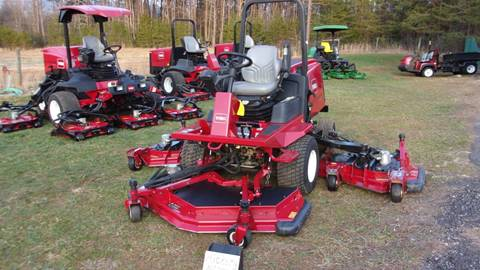 2014 Toro 4000 GROUNDSMASTER MOWER for sale in Hickory, NC