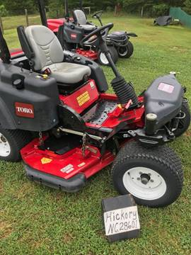 2011 Toro 360 GROUNDSMASTER for sale in Hickory, NC