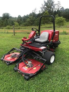 2007 Toro 3500D GROUNDSMASTER for sale in Hickory, NC