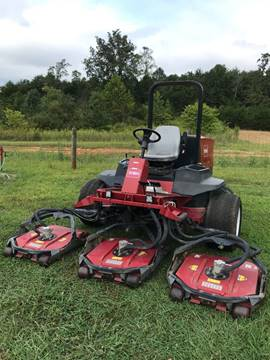 2007 Toro 4500 Groundsmaster  for sale in Hickory, NC