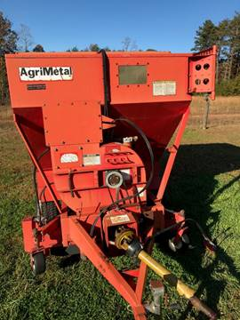 2007 AgriMetal Turf 4000  Turf 4000 for sale in Hickory, NC