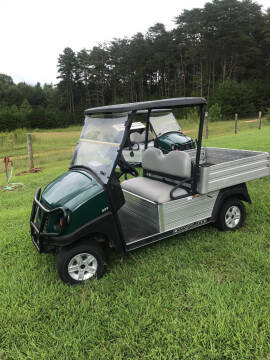 2018 Club Car CARRYALL 500 for sale at Mathews Turf Equipment in Hickory NC