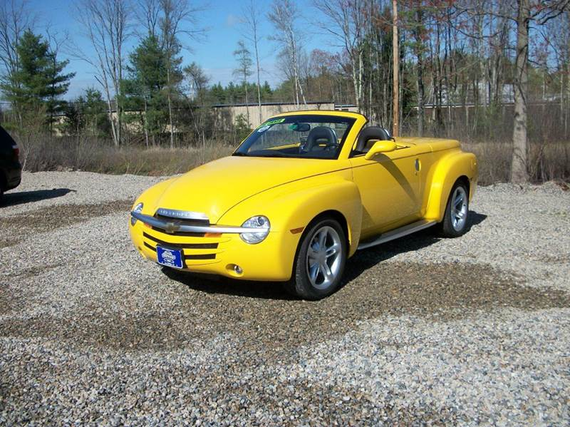 2004 Chevrolet SSR for sale at Auto Images Auto Sales LLC in Rochester NH