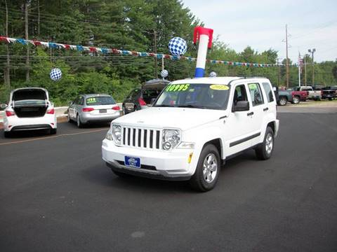 2012 Jeep Liberty for sale in Rochester, NH