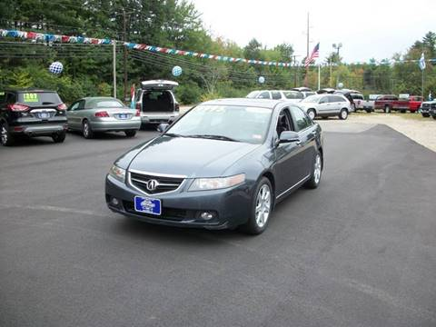 Acura TSX For Sale In New Hampshire Carsforsalecom - Acura tsx 2004 for sale