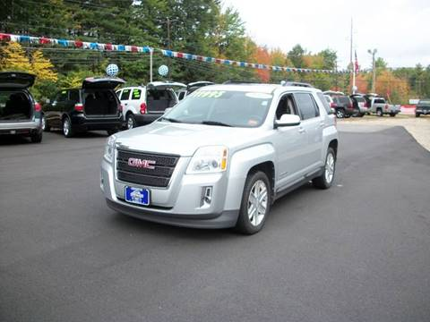2012 GMC Terrain for sale in Rochester, NH