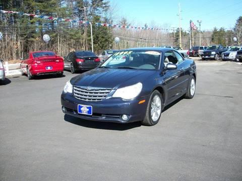 2008 Chrysler Sebring for sale in Rochester, NH
