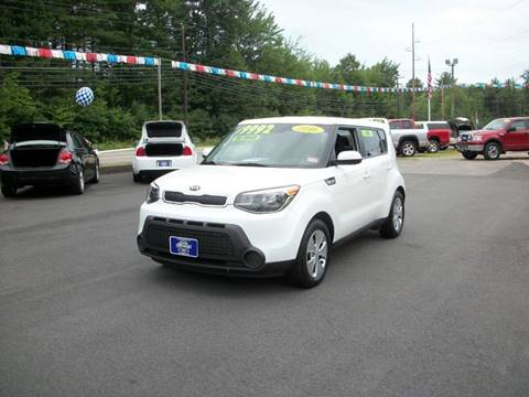 2016 Kia Soul for sale in Rochester, NH