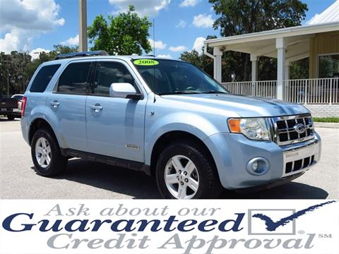 2008 Ford Escape Hybrid for sale in Plant City FL