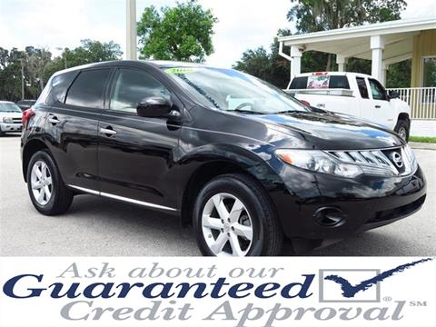 2010 Nissan Murano for sale in Plant City FL