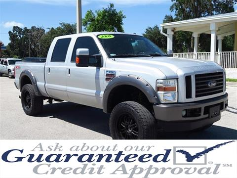 2009 Ford F-250 Super Duty for sale in Plant City FL
