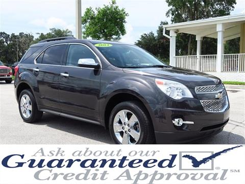 2014 Chevrolet Equinox for sale in Plant City FL