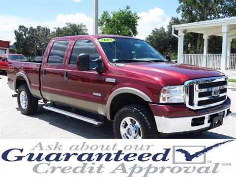 2005 Ford F-250 Super Duty for sale in Plant City FL