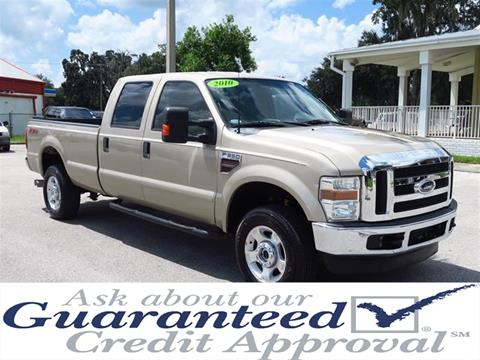 2010 Ford F-350 Super Duty for sale in Plant City FL