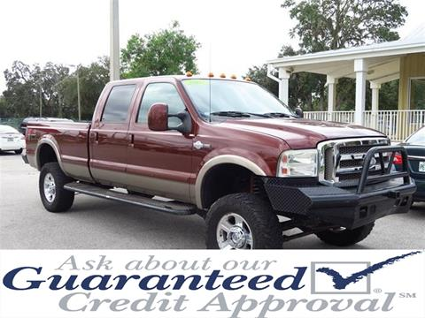 2007 Ford F-250 Super Duty for sale in Plant City FL