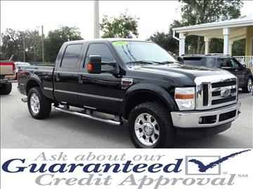 2009 Ford F-250 Super Duty for sale in Plant City, FL
