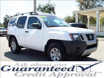 2012 Nissan Xterra for sale in Plant City, FL
