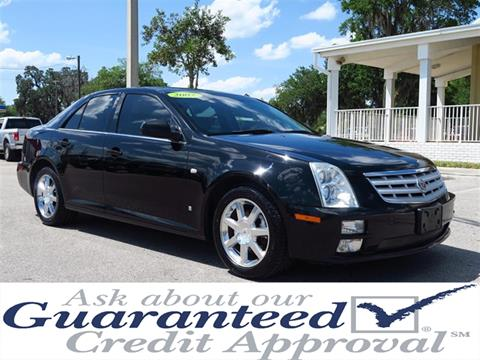 2007 Cadillac STS for sale in Plant City, FL