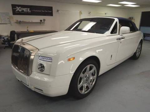 rolls royce phantom for sale. Black Bedroom Furniture Sets. Home Design Ideas
