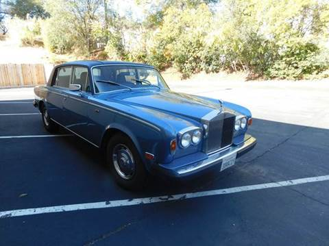 1976 Rolls-Royce Silver Shadow for sale in Auburn, CA