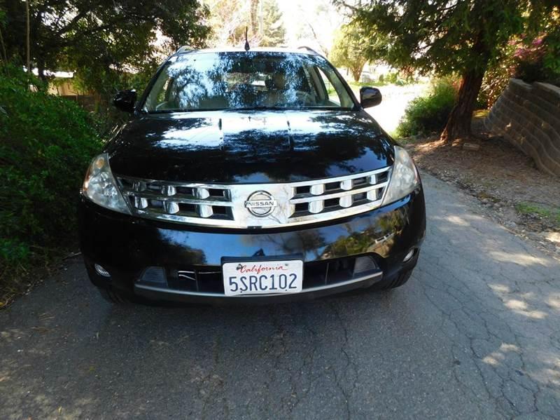 2005 Nissan Murano SL 4dr SUV - Auburn CA