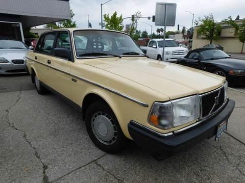 1987 Volvo 240 for sale in Auburn, CA