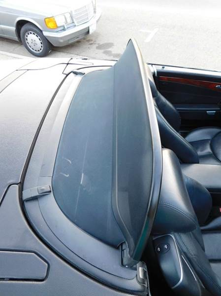 2003 Mercedes-Benz SL-Class SL 500 2dr Convertible - Auburn CA
