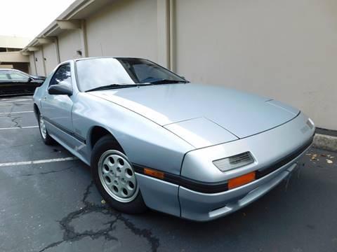 1988 Mazda RX-7 for sale in Auburn, CA