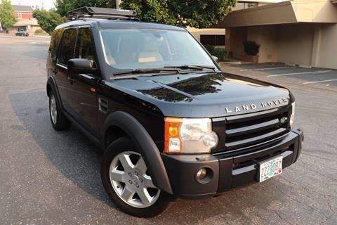2008 Land Rover LR3 for sale in Auburn, CA