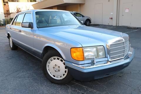 1991 Mercedes-Benz 300-Class for sale in Auburn, CA