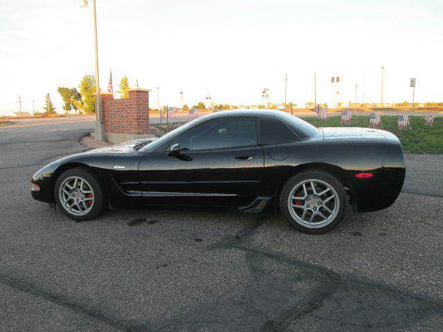 2003 Chevrolet Corvette for sale at STEVES ROLLIN STONE AUTO SALES in Eaton CO
