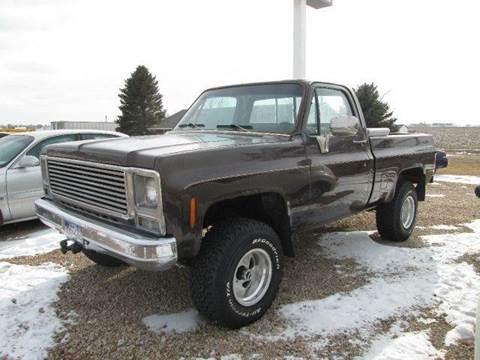 1979 GMC C15