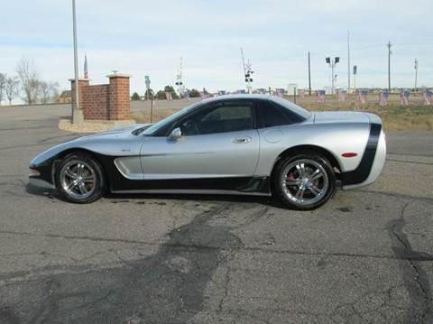 2002 Chevrolet Corvette for sale in Eaton, CO