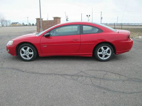 2002 Dodge Stratus for sale at STEVES ROLLIN STONE AUTO SALES in Eaton CO
