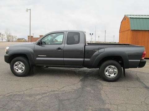 2013 Toyota Tacoma for sale at STEVES ROLLIN STONE AUTO SALES in Eaton CO