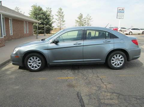 2010 Chrysler Sebring for sale at STEVES ROLLIN STONE AUTO SALES in Eaton CO