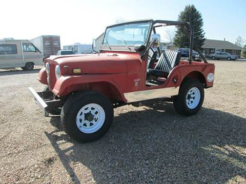 1969 Kaiser CJ5 for sale in Eaton, CO