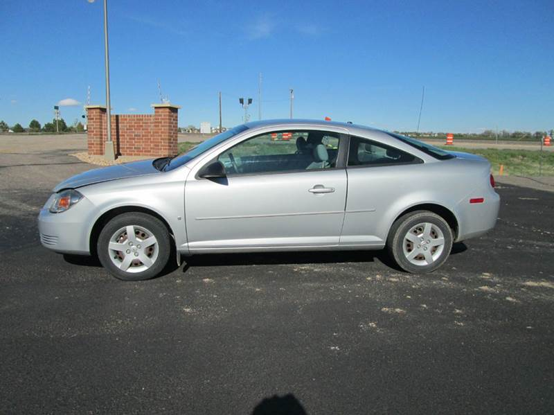 2008 Chevrolet Cobalt for sale at STEVES ROLLIN STONE AUTO SALES in Eaton CO